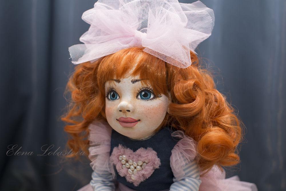 авторская кукла, скульптура, hand made dolls