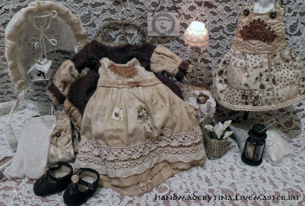 кукольная миниатюра, ароматизированная кукла