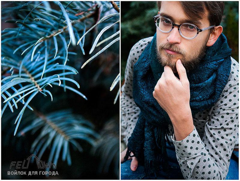 для мужчин, подарок боссу, felt, мужской шарф