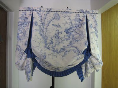 Leatherwood Design Co: London shade with all the bells and whistles, and making a knife-pleated ruffle