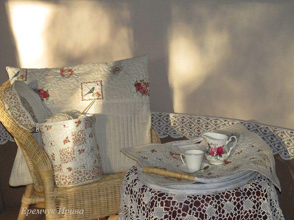 шебби текстиль