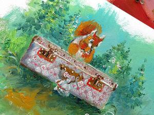 Отправка открыток и новая сказка:). Ярмарка Мастеров - ручная работа, handmade.