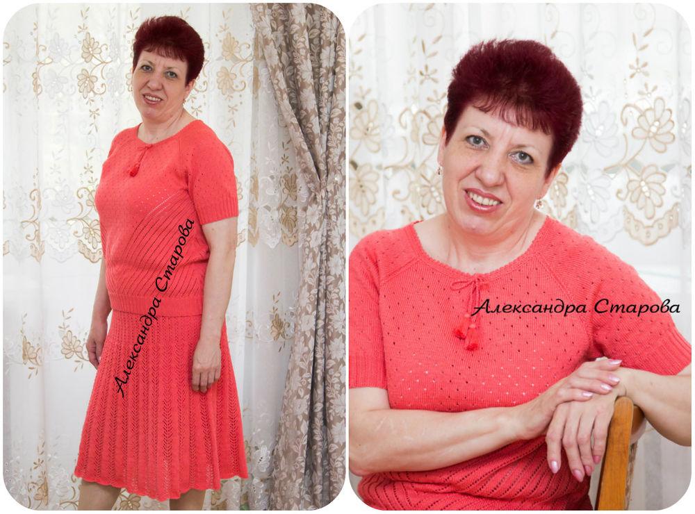 спицами, юбки из хлопка, александра старова, для девушек