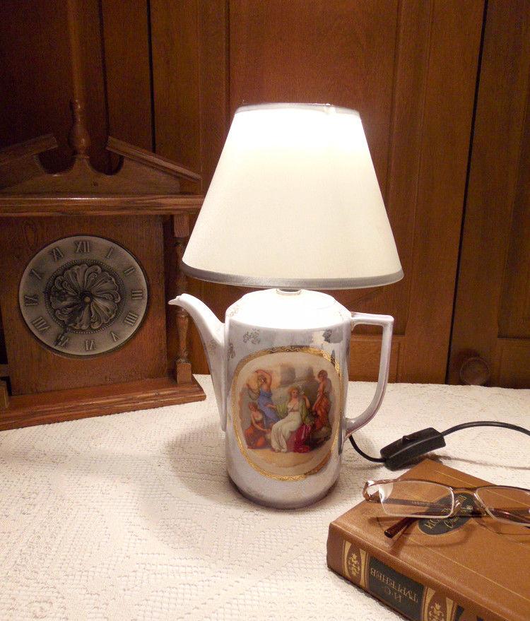 старинный кофейник