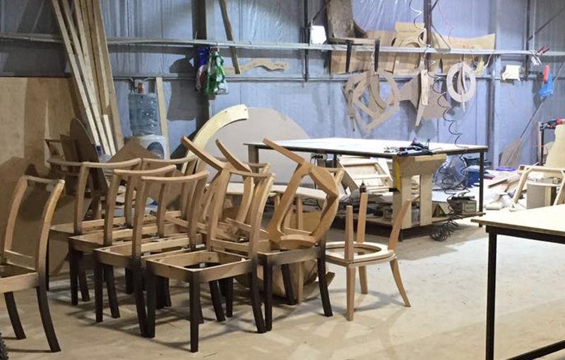 стул, столовый
