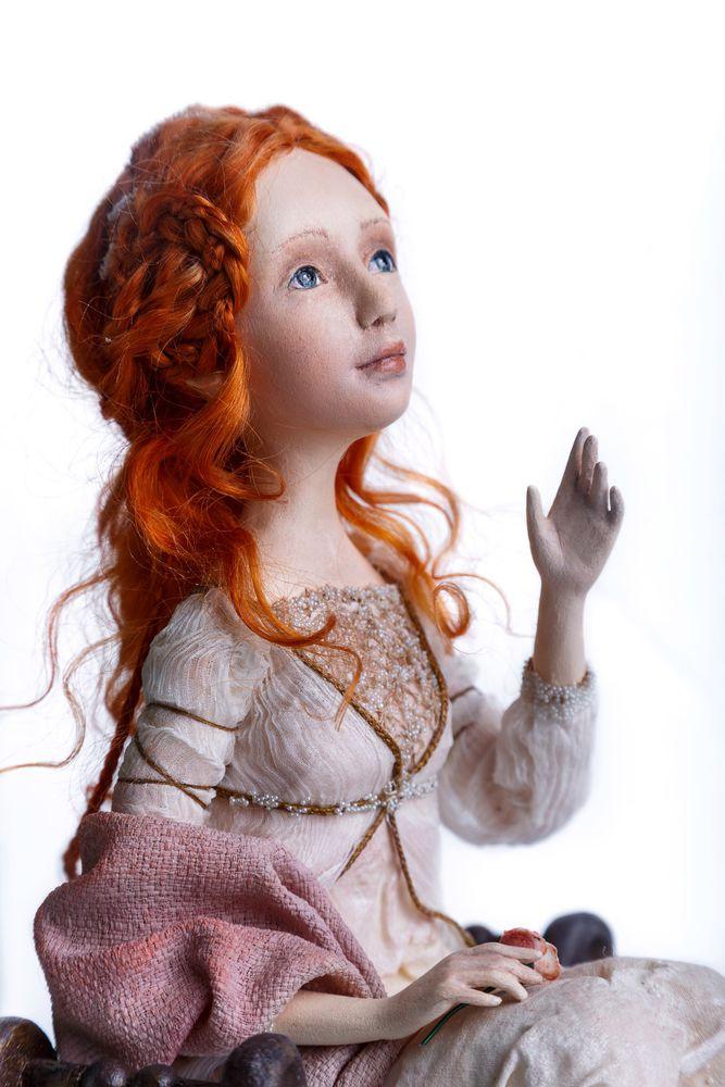 статья, журнал, публикация, публикация в журнале, куклы, авторская кукла