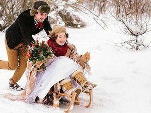 Свадьба в Феврале. Ярмарка Мастеров - ручная работа, handmade.