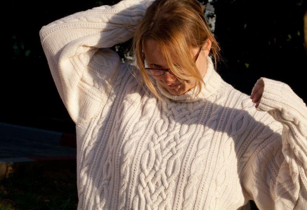 Моя маленькая хитрость: как рассчитать петли перед началом вязания, чтобы не переделывать работу, фото № 3