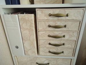 Хранение материалов: как я усовершенствовала мебель ИКЕА | Ярмарка Мастеров - ручная работа, handmade