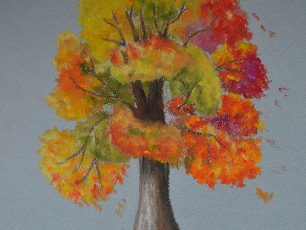 Осенний день | Ярмарка Мастеров - ручная работа, handmade