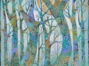 Союз живописи и керамики от Steve Vachon &amp&#x3B; Sue Davis. Ярмарка Мастеров - ручная работа, handmade.