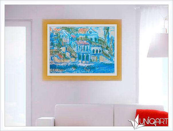 пейзажи, морской стиль, картина для интерьера, продажа работ, авторская ручная работа