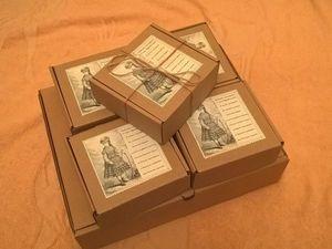Упаковка моих работ | Ярмарка Мастеров - ручная работа, handmade