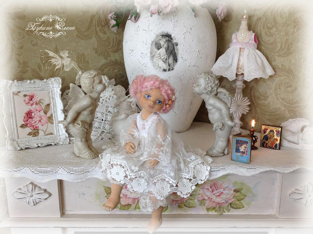 рассрочка, подвижная кукла, коллекционная кукла