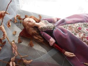 Спящая красавица, дополнительные фото. Ярмарка Мастеров - ручная работа, handmade.