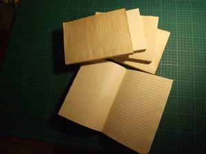 Много бумаги для блокнотов А5. Крым. Январь.. Ярмарка Мастеров - ручная работа, handmade.