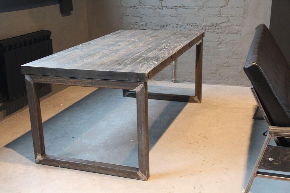 мебель в стиле лофт, купить мебель лофт