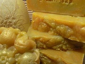 Готовь сани летом, а летнее мыло - зимой))) Ментоловое крем-мыло   Ярмарка Мастеров - ручная работа, handmade