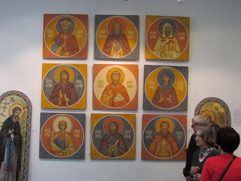 Фотоотчёт с выставки «По Золотому Кольцу», фото № 21
