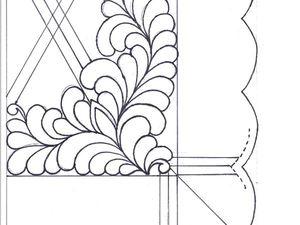 Создание орнаментов для стежки. | Ярмарка Мастеров - ручная работа, handmade