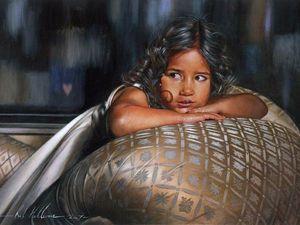 Наполненные романтикой картины Rob Hefferan. Ярмарка Мастеров - ручная работа, handmade.