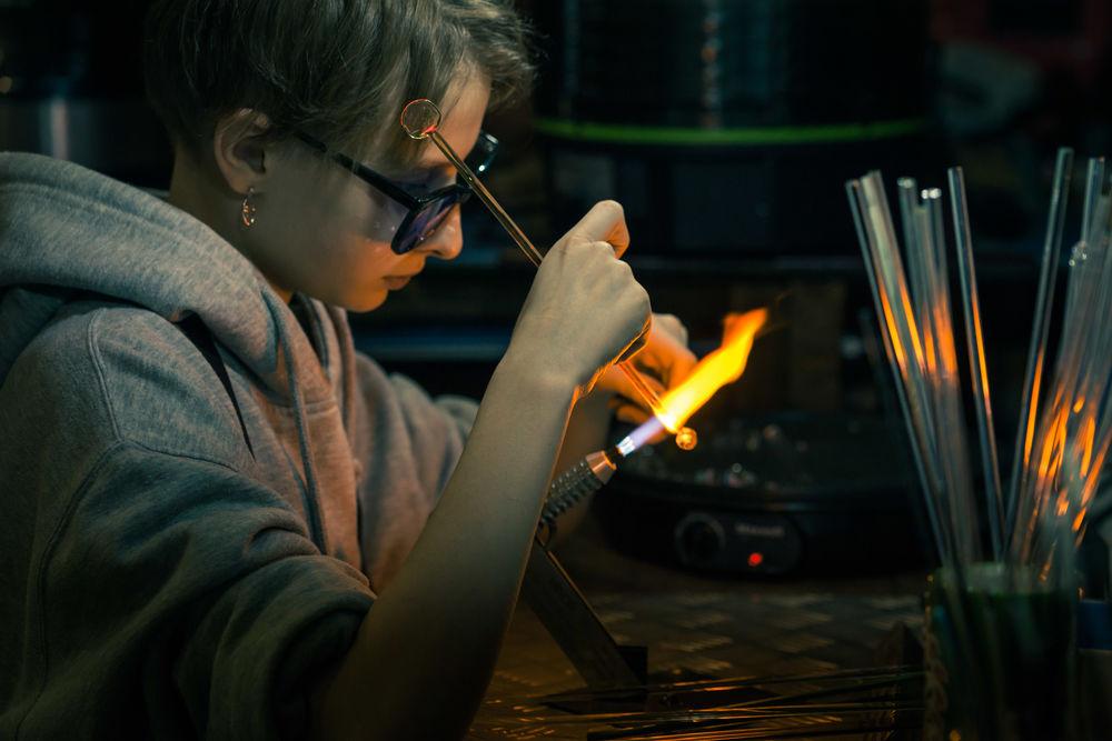 тайна, стекло, лэмпворк, обучение лэмпворку, мастерклассы, бусины из стекла, пандора, андреевалэмпворк, glassquail, в мастерской, мой мир, сделаю сам, кулоны, украшения из стекла
