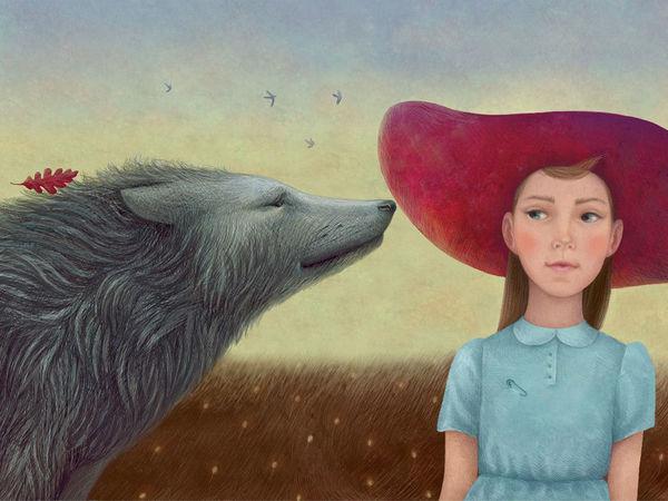 Сказочная меланхолия иллюстраций Гали Зинько | Ярмарка Мастеров - ручная работа, handmade