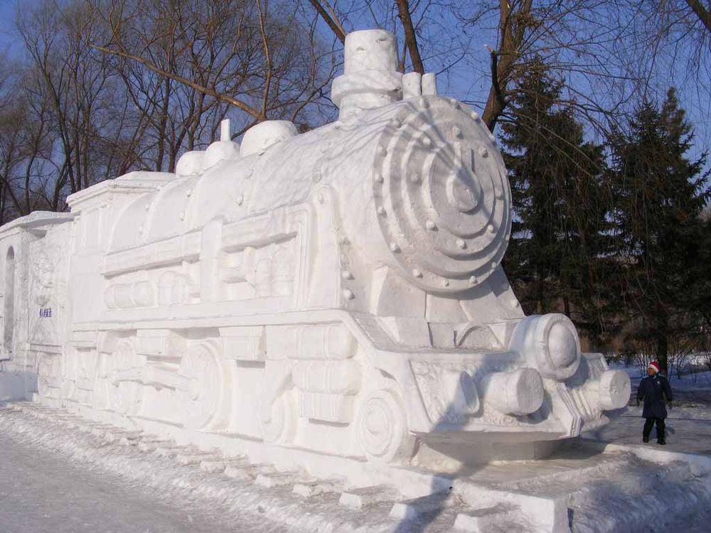 история про снеговика