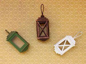 Видео мастер-класс: как сделать миниатюрный фонарик. Ярмарка Мастеров - ручная работа, handmade.