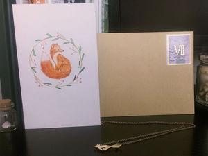 Лисичка для заказчицы | Ярмарка Мастеров - ручная работа, handmade