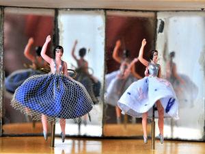 Редкость Механическая Музыкальная Шкатулка с Танцующими Балеринами Итальянская Мозаика 1950-1960гг. Ярмарка Мастеров - ручная работа, handmade.