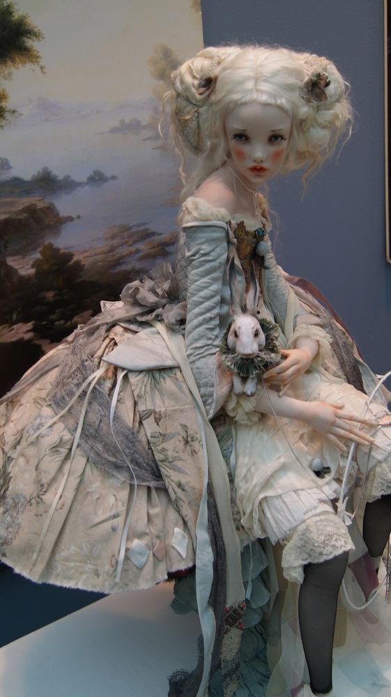 Выставка «Искусство куклы» в Гостином дворе, фото № 16