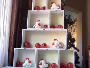 Петушиный старый новый год! | Ярмарка Мастеров - ручная работа, handmade