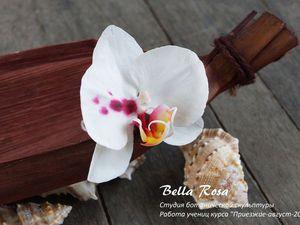 Фаленопсис. Только цветок. | Ярмарка Мастеров - ручная работа, handmade