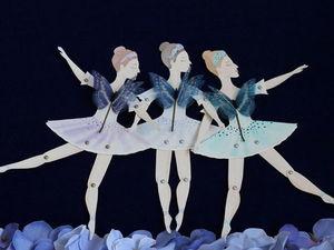 Подарок для танцовщицы. Ярмарка Мастеров - ручная работа, handmade.