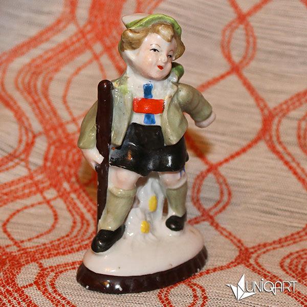 фарфоровая статуэтка, антиквариат, немецкий фарфор, винтаж, винтажный магазин, старые вещи, ретро стиль, скульптура, коллекционная миниатюра, статуэтка