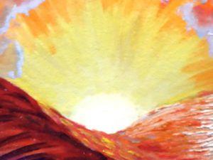 Символы - Солнце | Ярмарка Мастеров - ручная работа, handmade