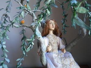Поющая Офелия, больше о работе и дополнительные фото. Ярмарка Мастеров - ручная работа, handmade.