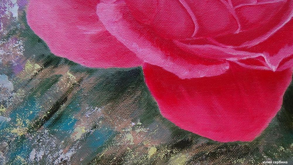 картина цветы масло, купить картину, натюрморт маслом