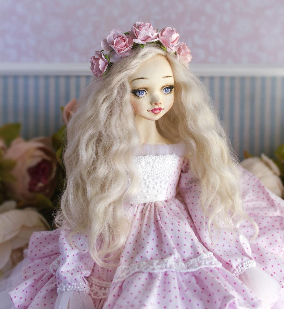 купить интерьерная кукла
