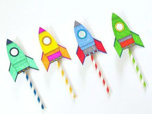 20 космических идей для детского творчества. Ярмарка Мастеров - ручная работа, handmade.