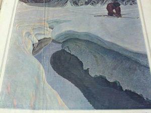 Иллюстрации из немецкого журнала рубежа 19 и 20 веков. Ярмарка Мастеров - ручная работа, handmade.