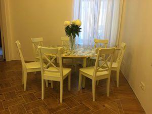 Делаем сами большой круглый стол. Ярмарка Мастеров - ручная работа, handmade.