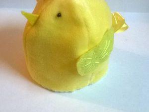 Сделаем вместе игрушку-перевертыш Цыпленок. Ярмарка Мастеров - ручная работа, handmade.