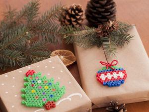 Упаковка новогодних подарков с детьми. Ярмарка Мастеров - ручная работа, handmade.