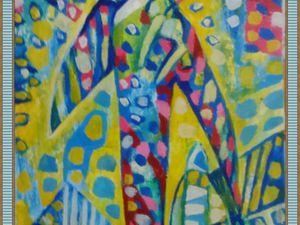 Многие любят рисовать. | Ярмарка Мастеров - ручная работа, handmade