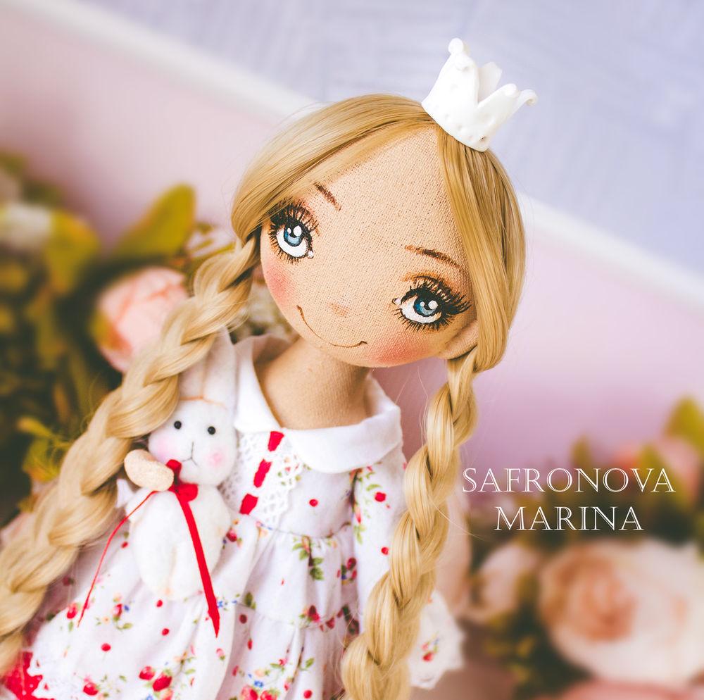 купить подарок девушке, нежная и милая кукла