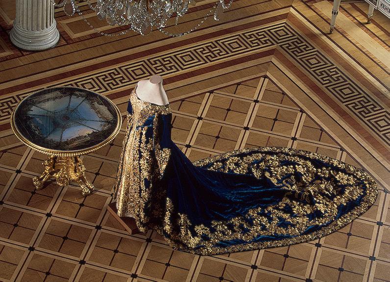 Придворное форменное платье. Часть 1, фото № 37