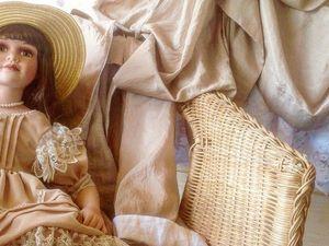 """Анонс образа """"Горький миндаль"""". Ярмарка Мастеров - ручная работа, handmade."""