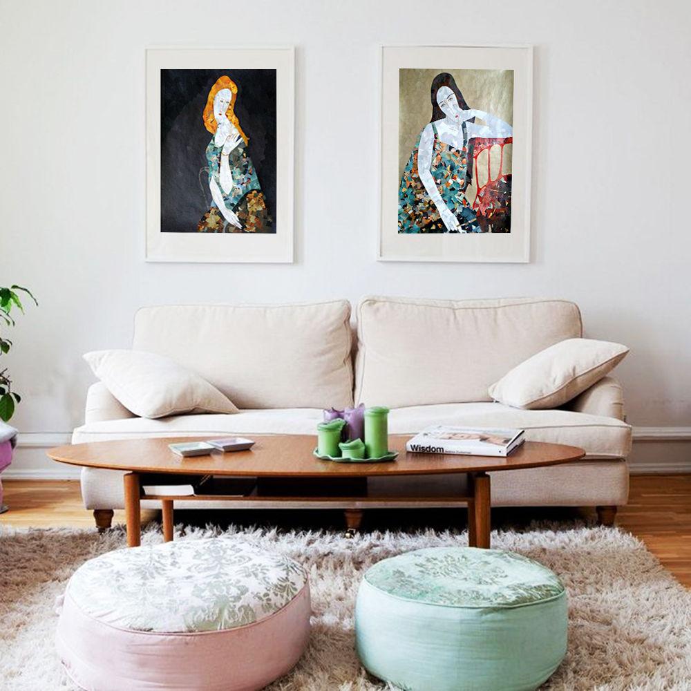 модильяни, баст, ирина баст, художник, художница, о художнике, портрет, женский портрет, портрет девушки, картина, картины, картины в интерьере, интерьер с картиной, красивый интерьер, красивая картина, файн арт, мастерская художника, художественная студия, жизнь художника